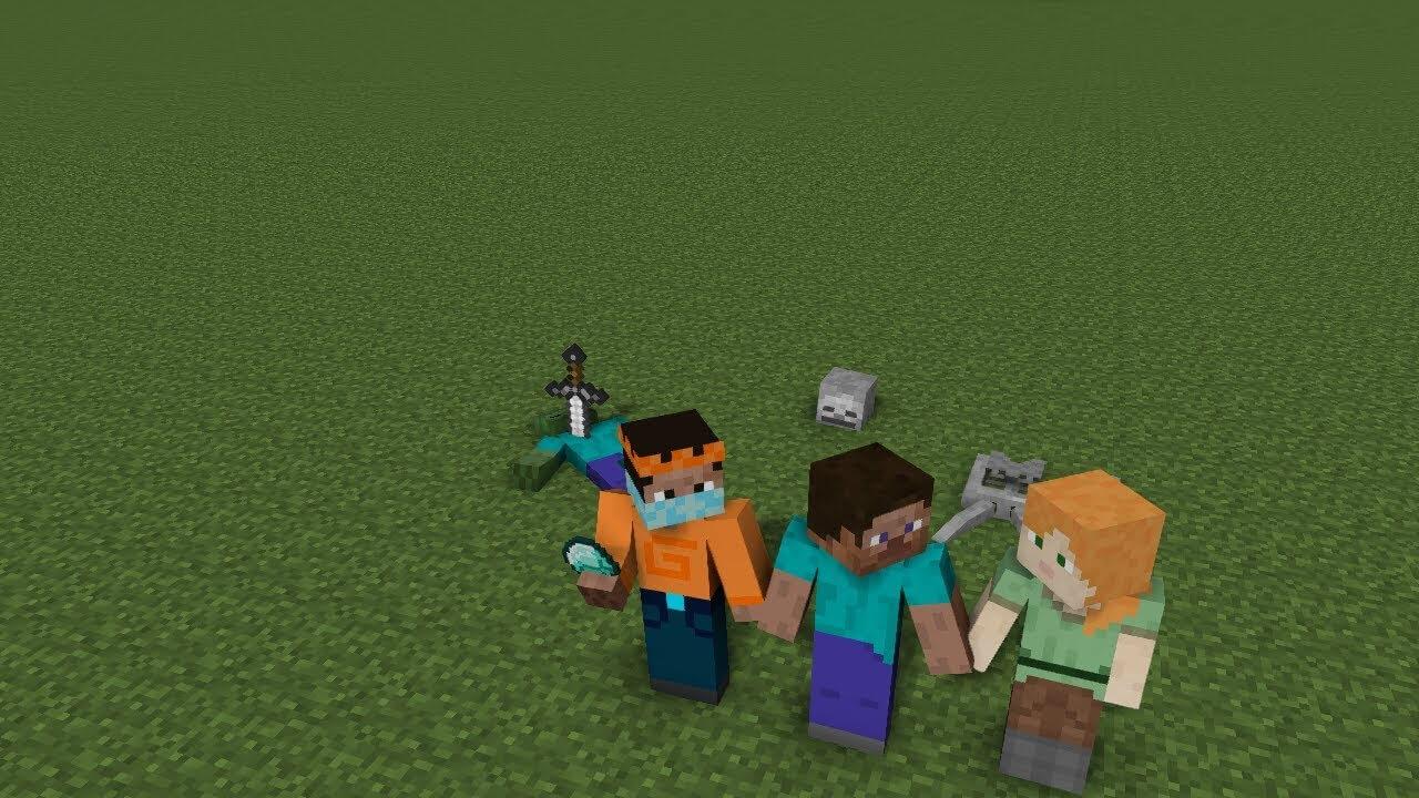 Как играть по сети в Minecraft (Майнкрафт)? 1