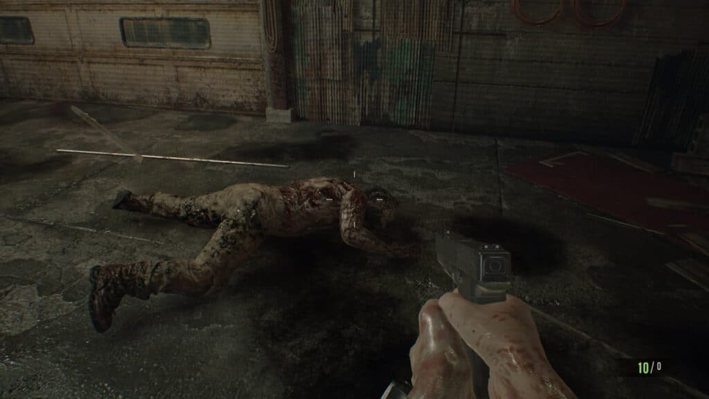 Resident Evil 7: Biohazard - подробный разбор