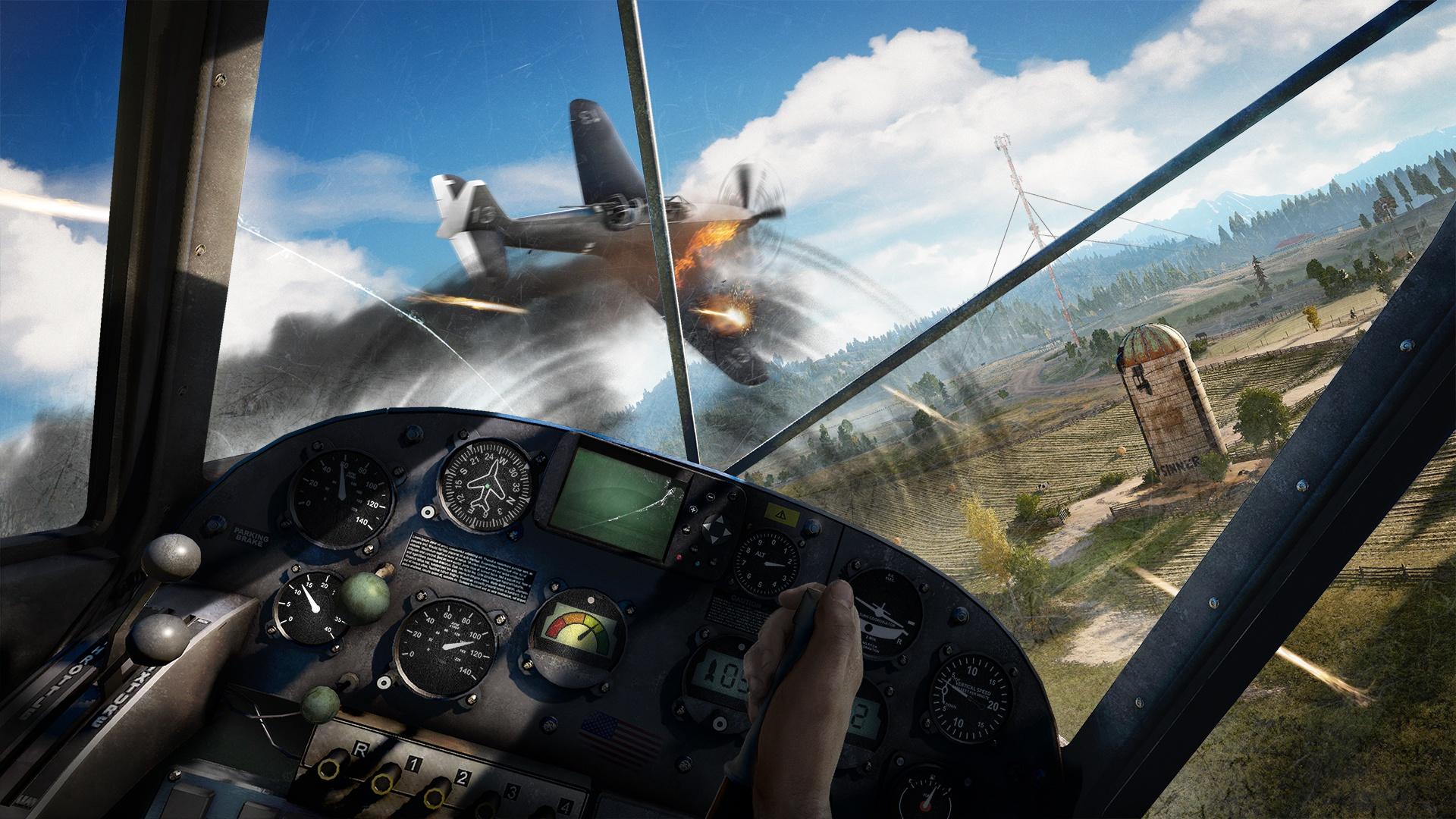 Far Cry 5 - дата выхода