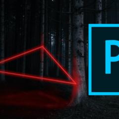 Как сделать неоновое свечение в Adobe Photoshop