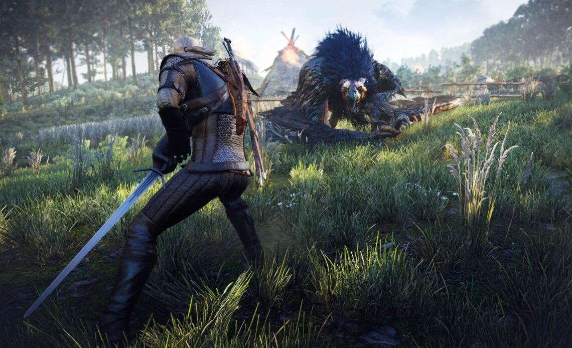 Подтверждена дата выхода The Witcher 3: Wild Hunt 1