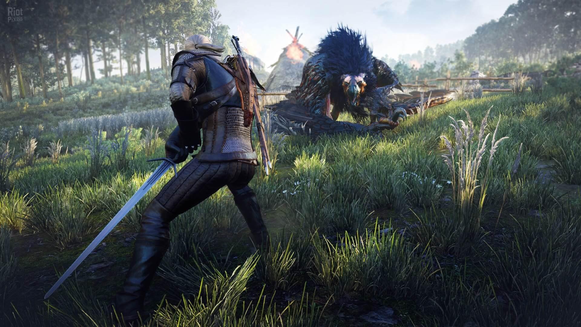 Подтверждена дата выхода The Witcher 3: Wild Hunt
