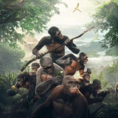 Ancestors: The Humankind Odyssey прохождение, обзор, дата выхода