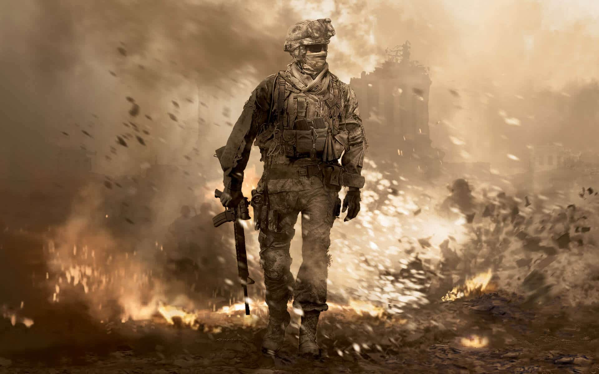 Call of Duty: Modern Warfare утечка списка карт