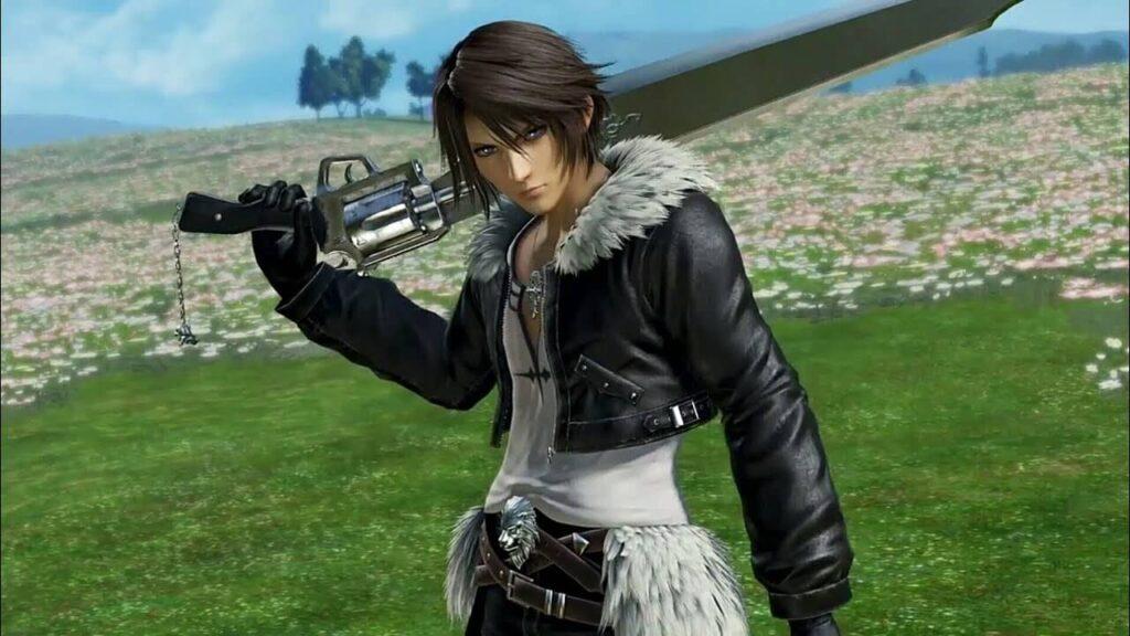 Final Fantasy 8 remastered обзор, прохождение
