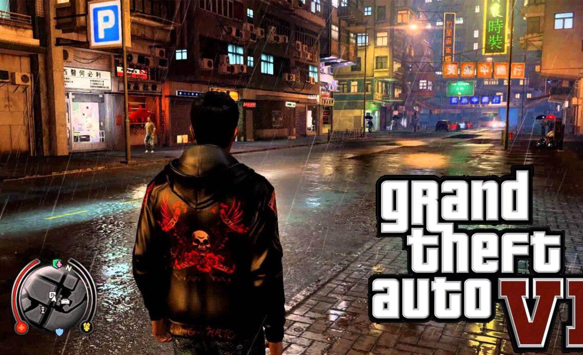 Grand Theft Auto 6 утечка скриншотов