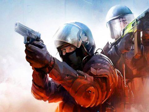 История развития игры Counter-Strike