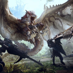Monster Hunter World: Iceborne дата выхода, прохождение, обзор игры