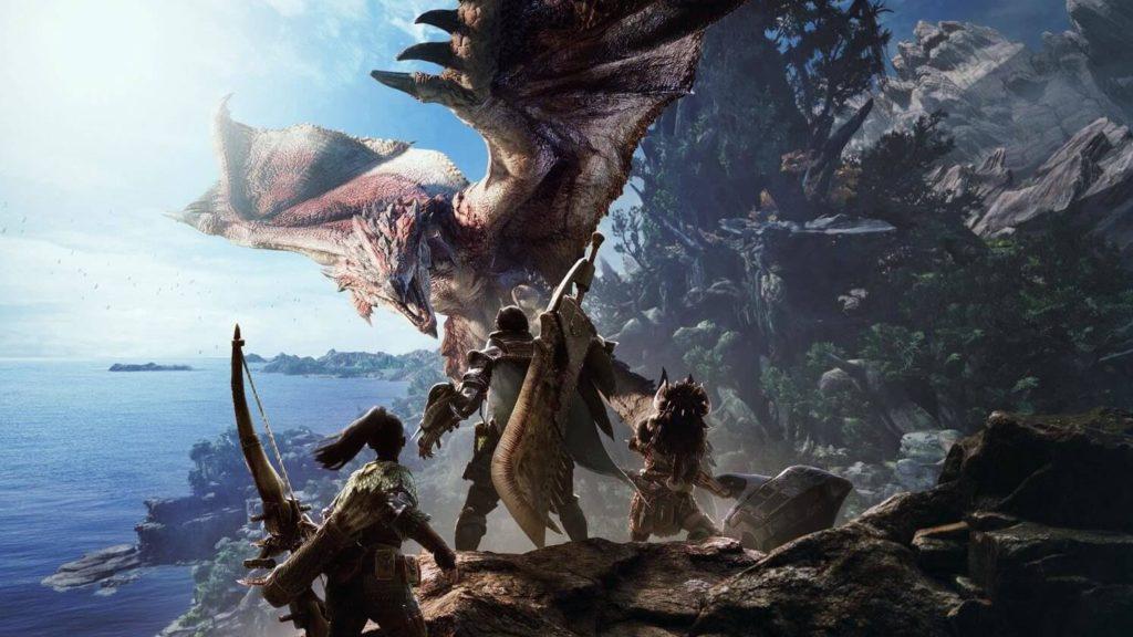 Monster Hunter World: Iceborne дата выхода, прохождение, обзор игры 1