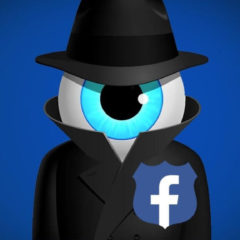 Снова Facebook следит за нами