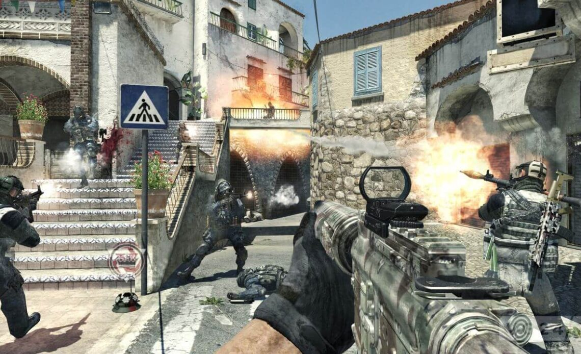 В Call of Duty: Modern Warfare изменяться настройки 1