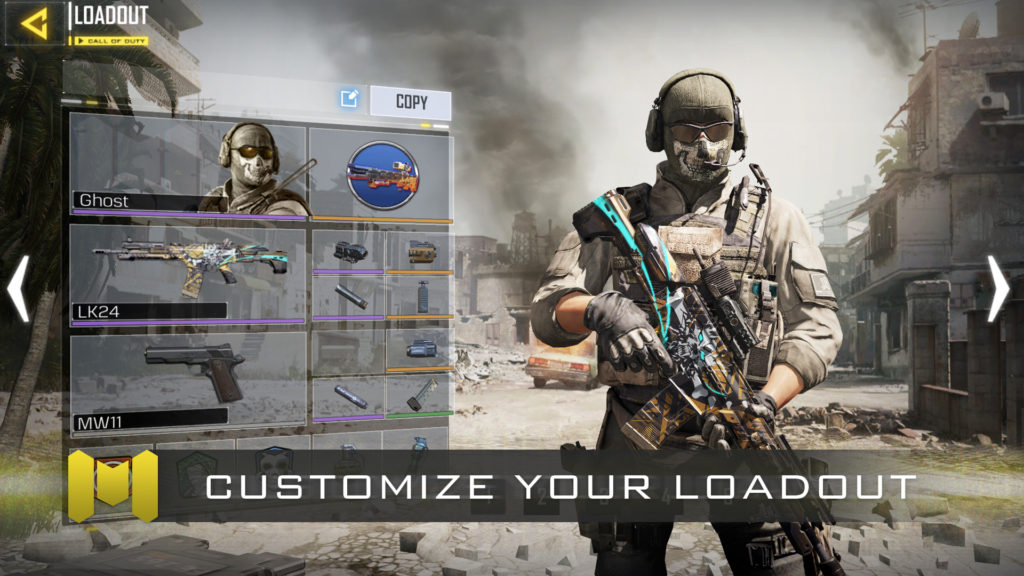 Call of Duty Mobile запускается на ранней стадии iOS