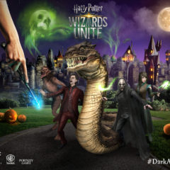 Harry Potter: Wizards Unite — дата и события на Хэллоуин