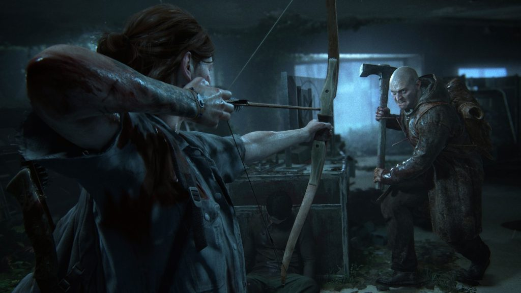 Шамблер/Shambler детали нового врага в The Last of Us 2