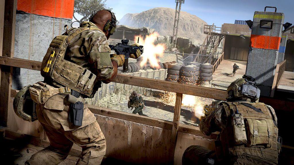Система прогрессии в Call of Duty Modern Warfare
