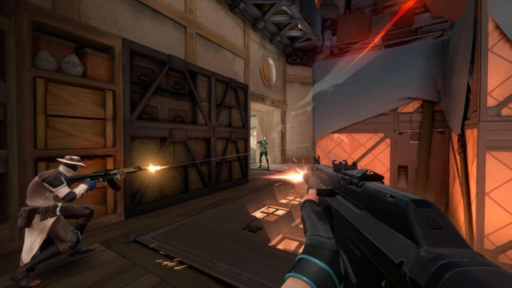 «Проект А» — тактический FPS от Riot Games