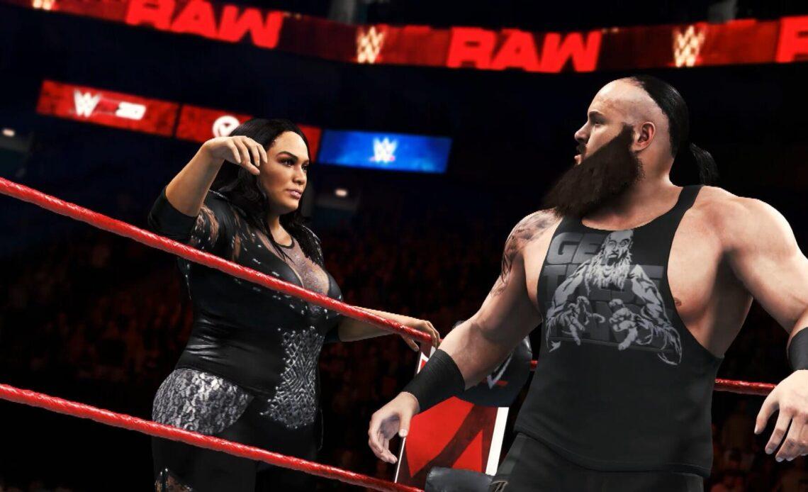 WWE 2K20 как разблокировать все в игре