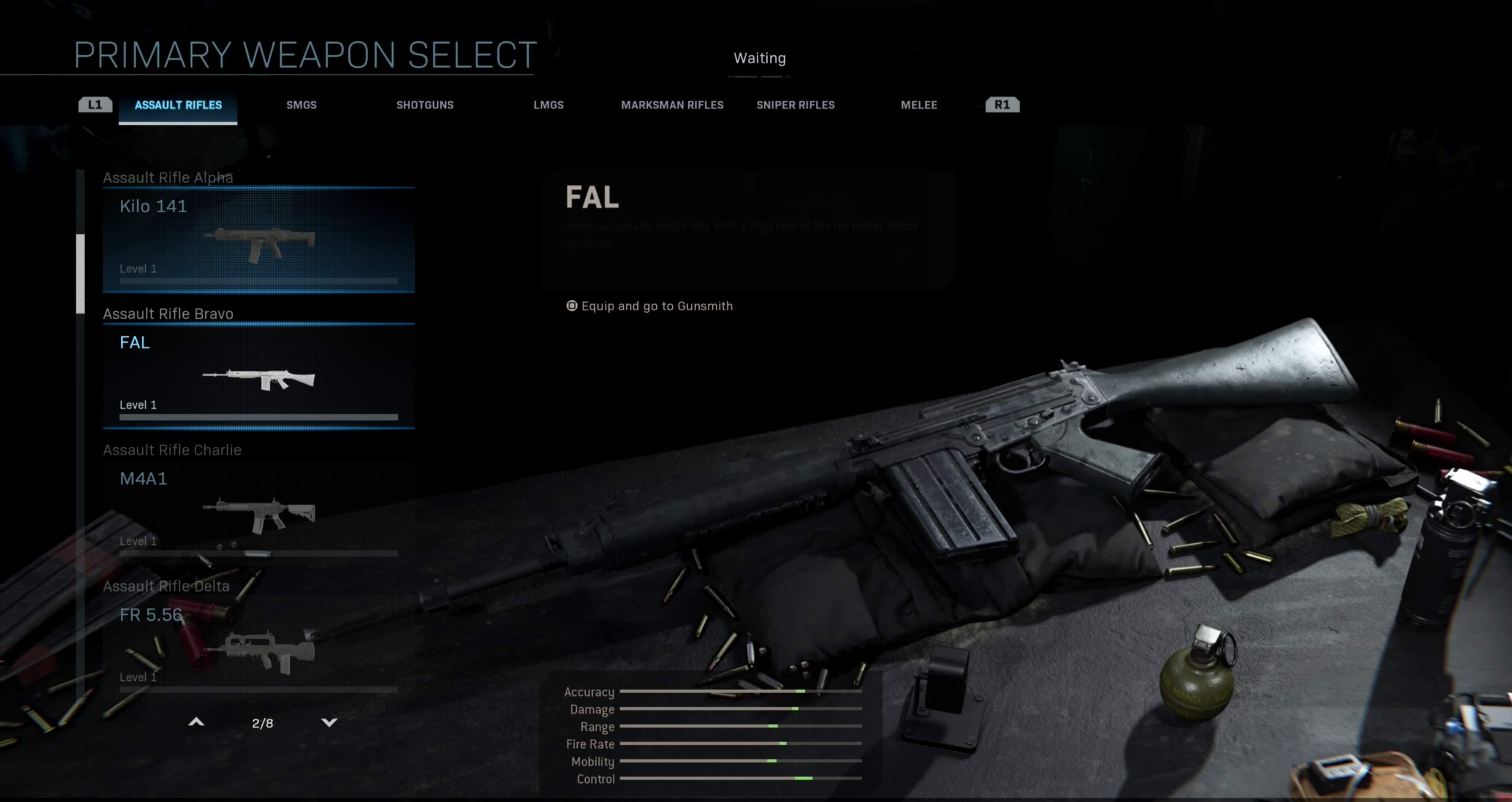 Проблемы с оружием в Call of Duty: Modern Warfare