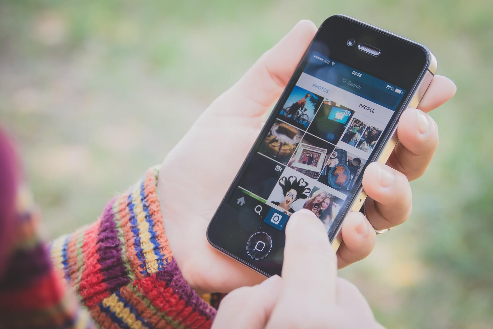 Instagram: топ-5 настроек