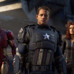 Marvel's Avengers включает только 6 играбельных персонажей на старте