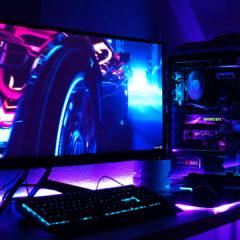 Собрать игровой компьютер 2020