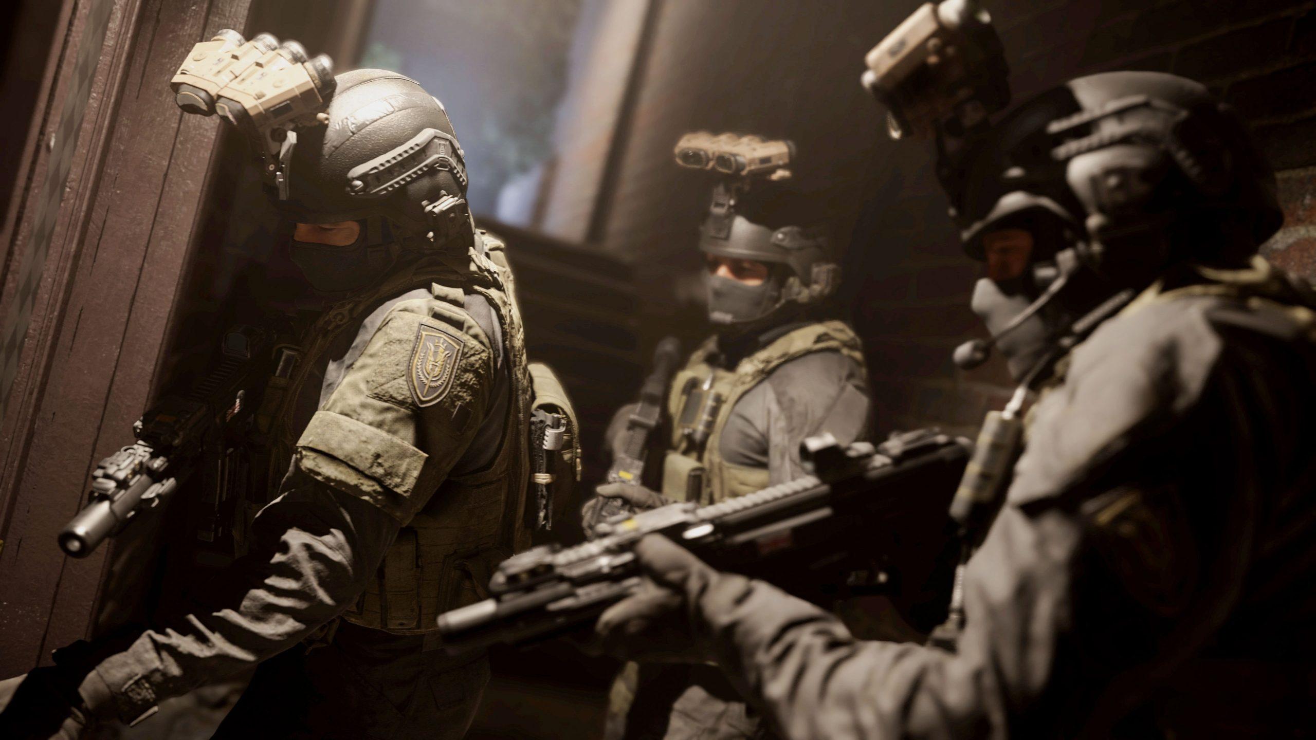 CoD: Modern Warfare — обновление ошибок