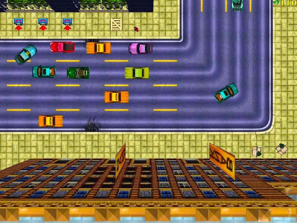 История появления серии Grand Theft Auto (GTA) 3