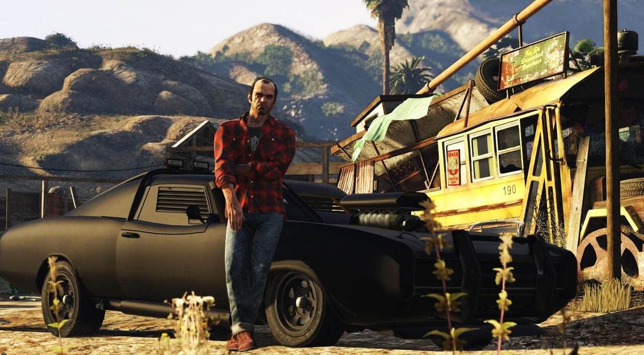 История появления серии Grand Theft Auto (GTA) 2