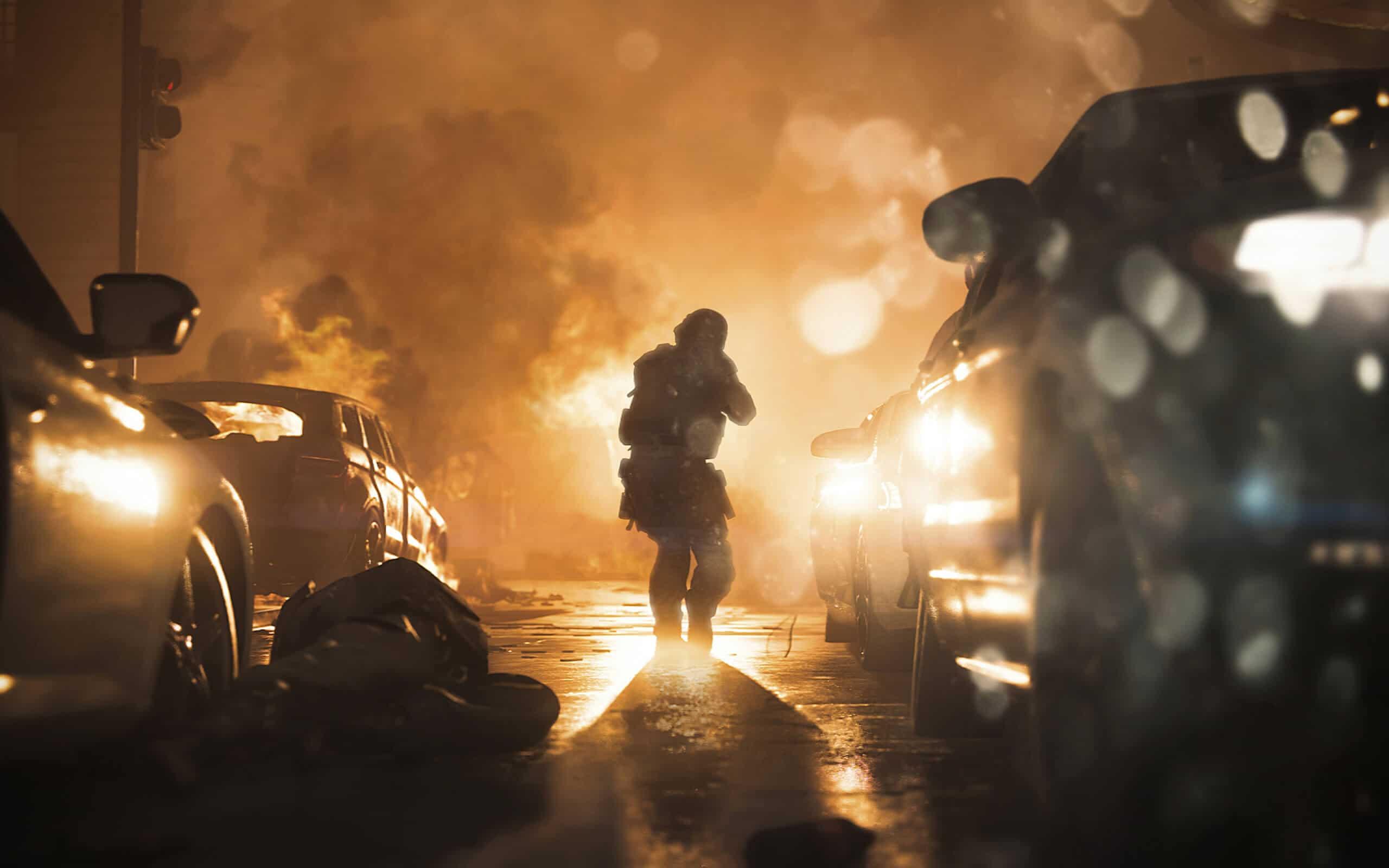 Баг, который убивает через стены в Call of Duty