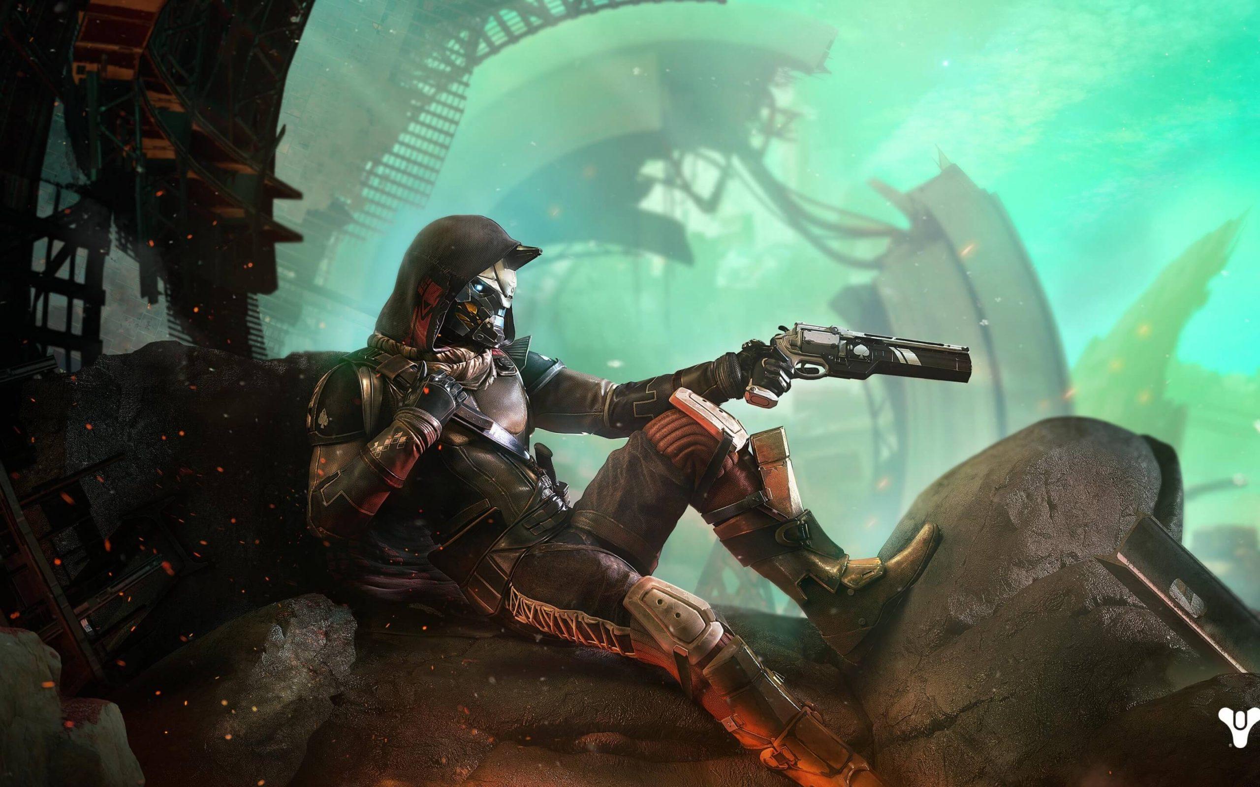 Destiny 2 — новые факты об оружие