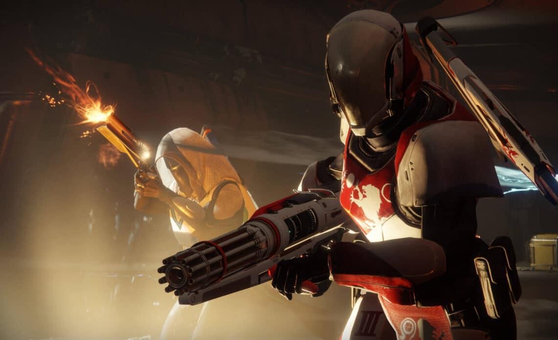 Destiny 2 : броня и оружие