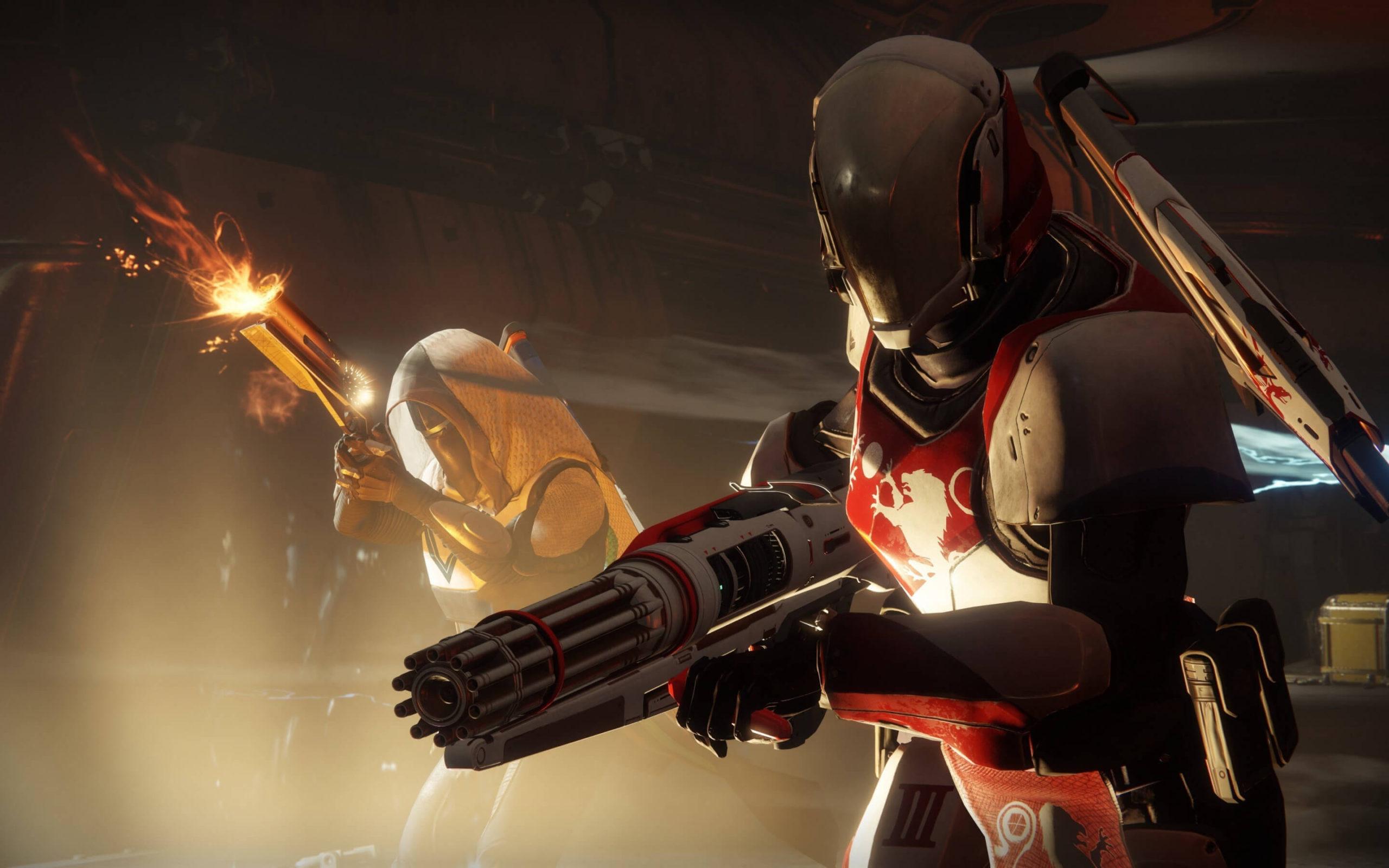 Destiny 2 : как получить броню и оружие