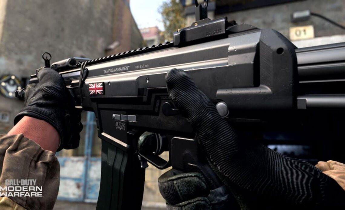 Call of Duty лучшее оружие для хардкорного режима