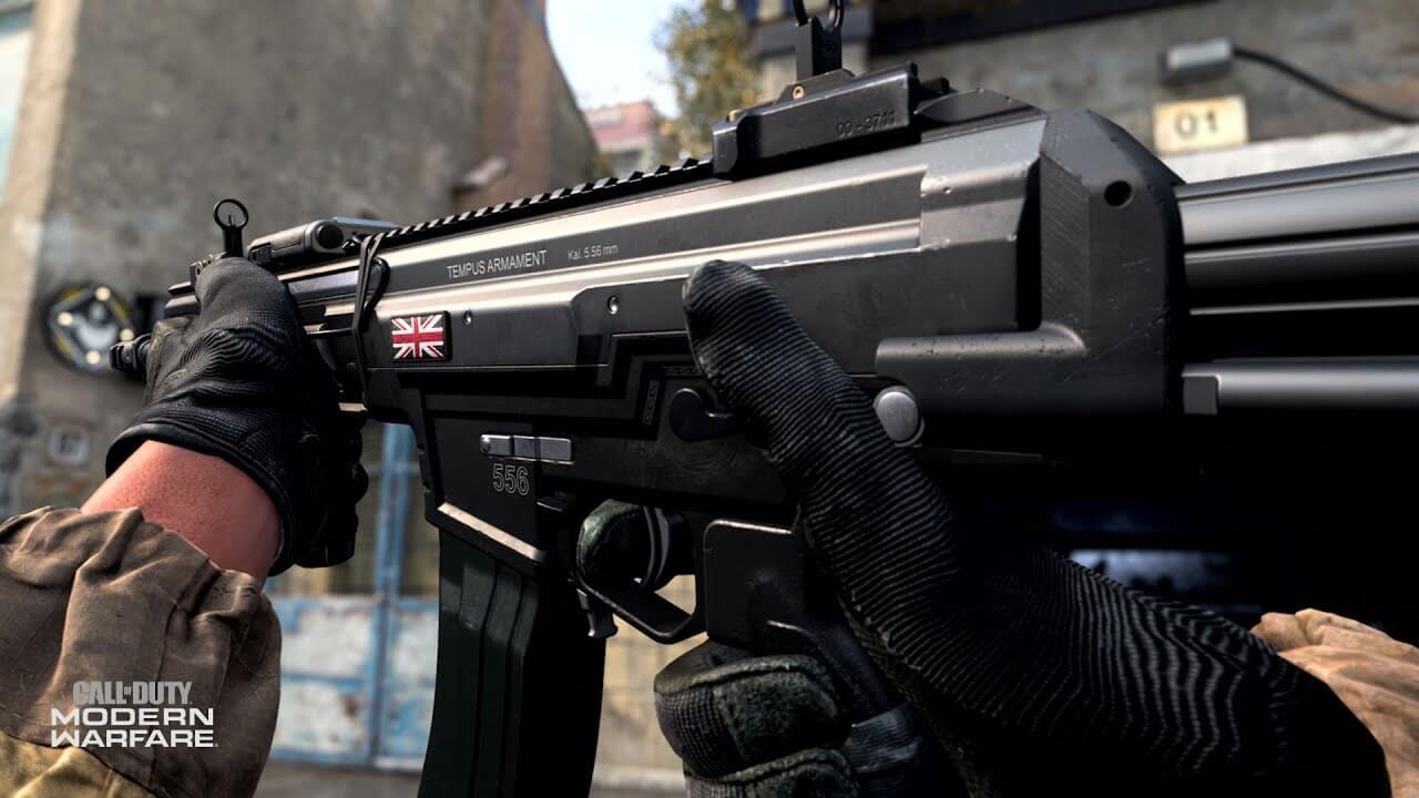 Call of Duty: лучшее оружие для хардкорного режима