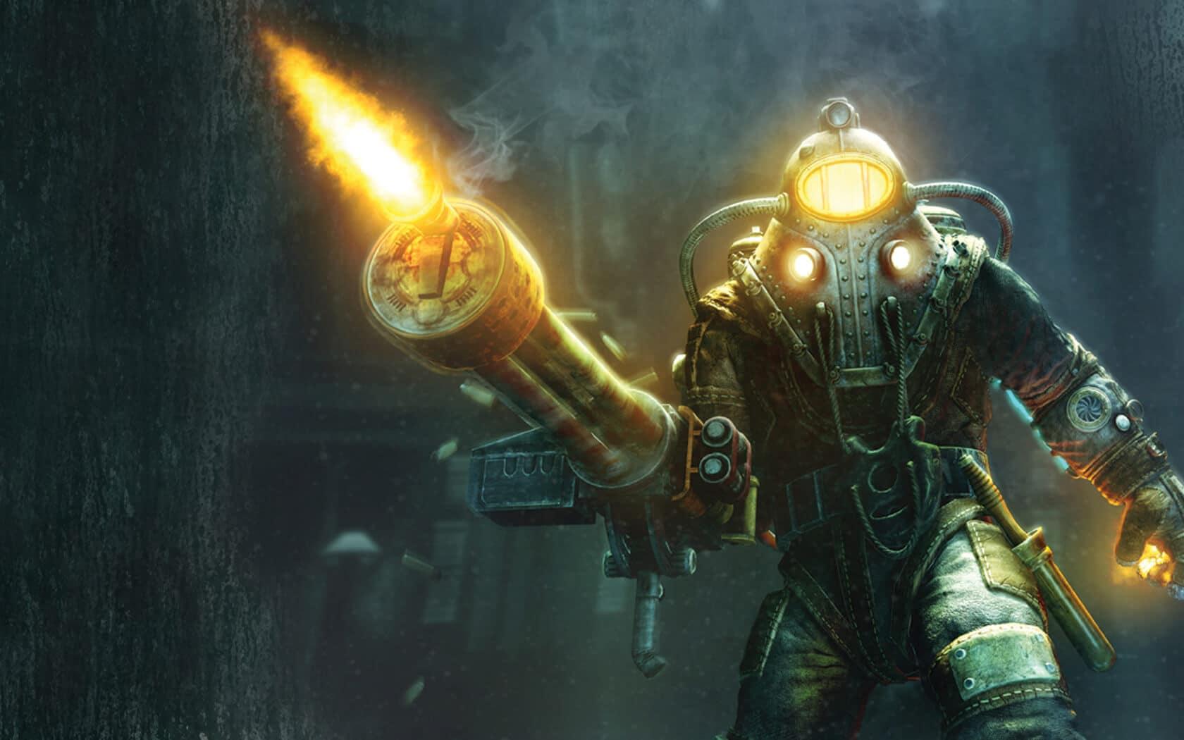 Сколько времени BioShock 2 займет, чтобы победить?