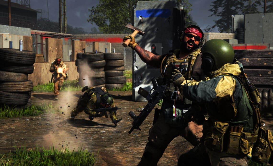 Call of Duty: Modern как выиграть