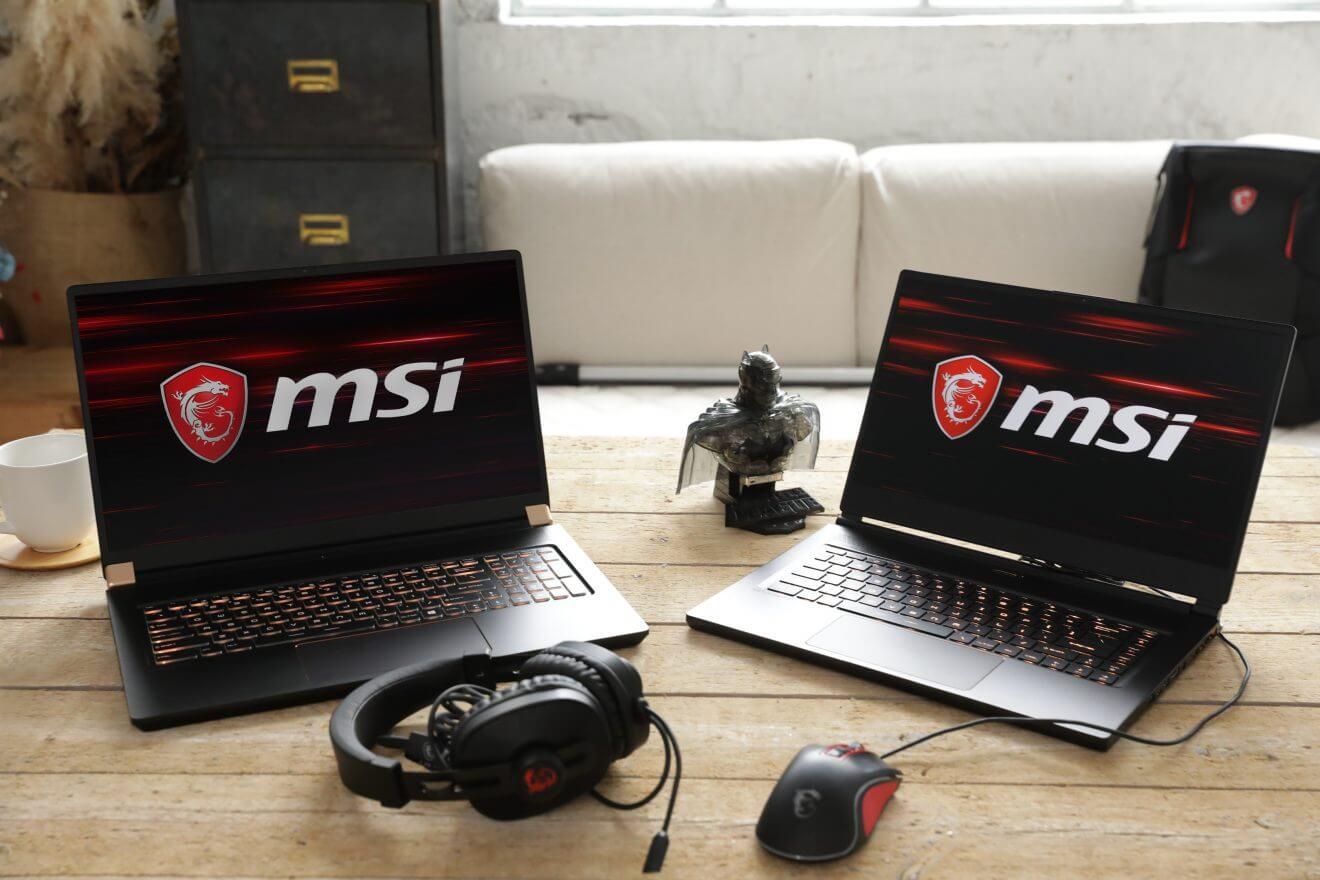 Игровой ноутбук MSI GS75 STEALTH 8SG