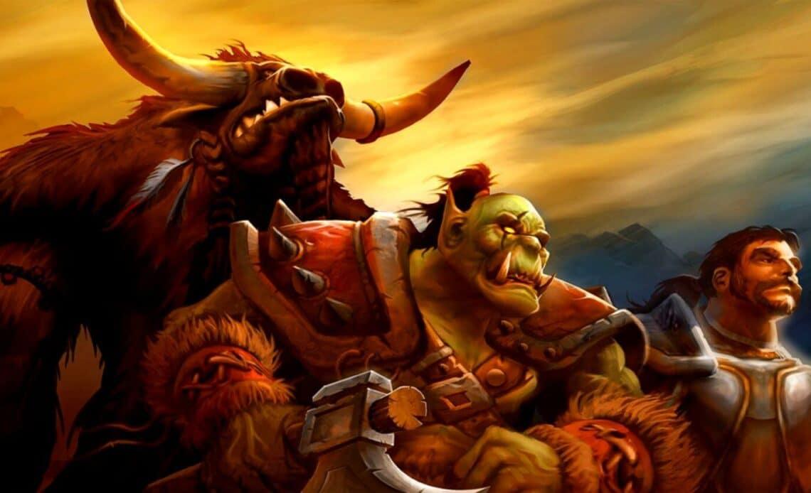 Как играть в World of Warcraft Classic Phase 4 в публичном мире?