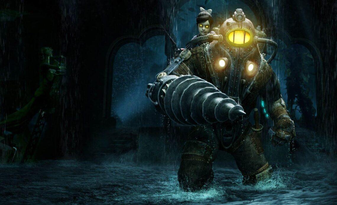 BioShock 2: где найти станции улучшения оружия 1