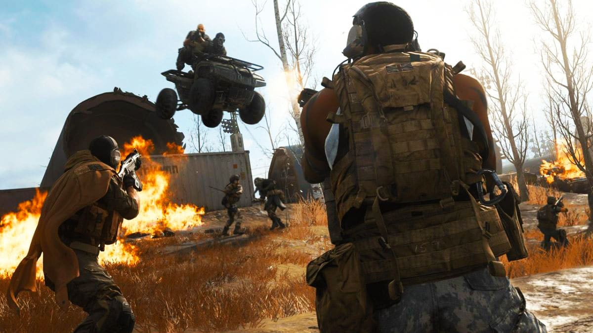 Call of duty warzone обзор игры, системные требования, win10