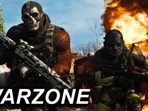 Call of duty warzone обзор игры | системные требования, графика, дата выхода 10