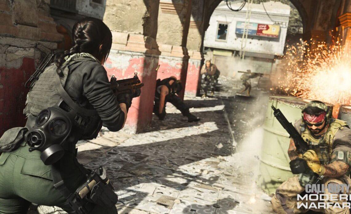 Call of Duty: как стать невидимым?