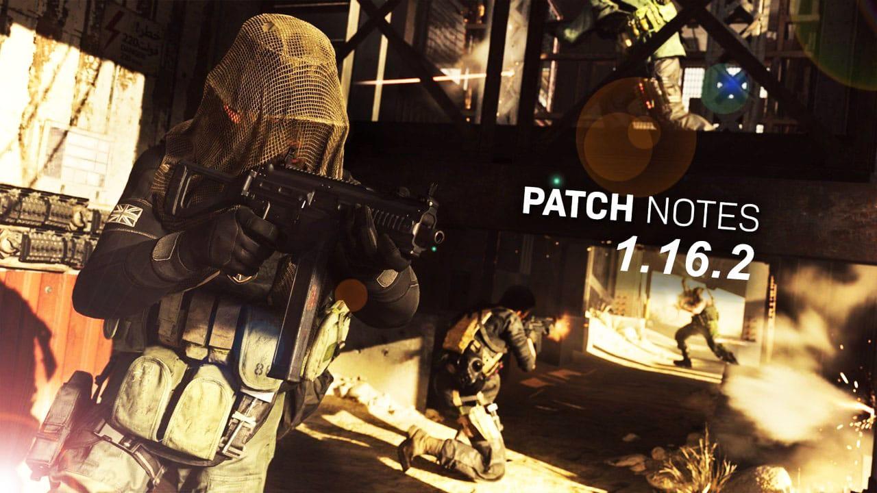 Новое обновление для Call of Duty: Modern Warfare и Warzone от 26 марта 2020 (1.16.2)