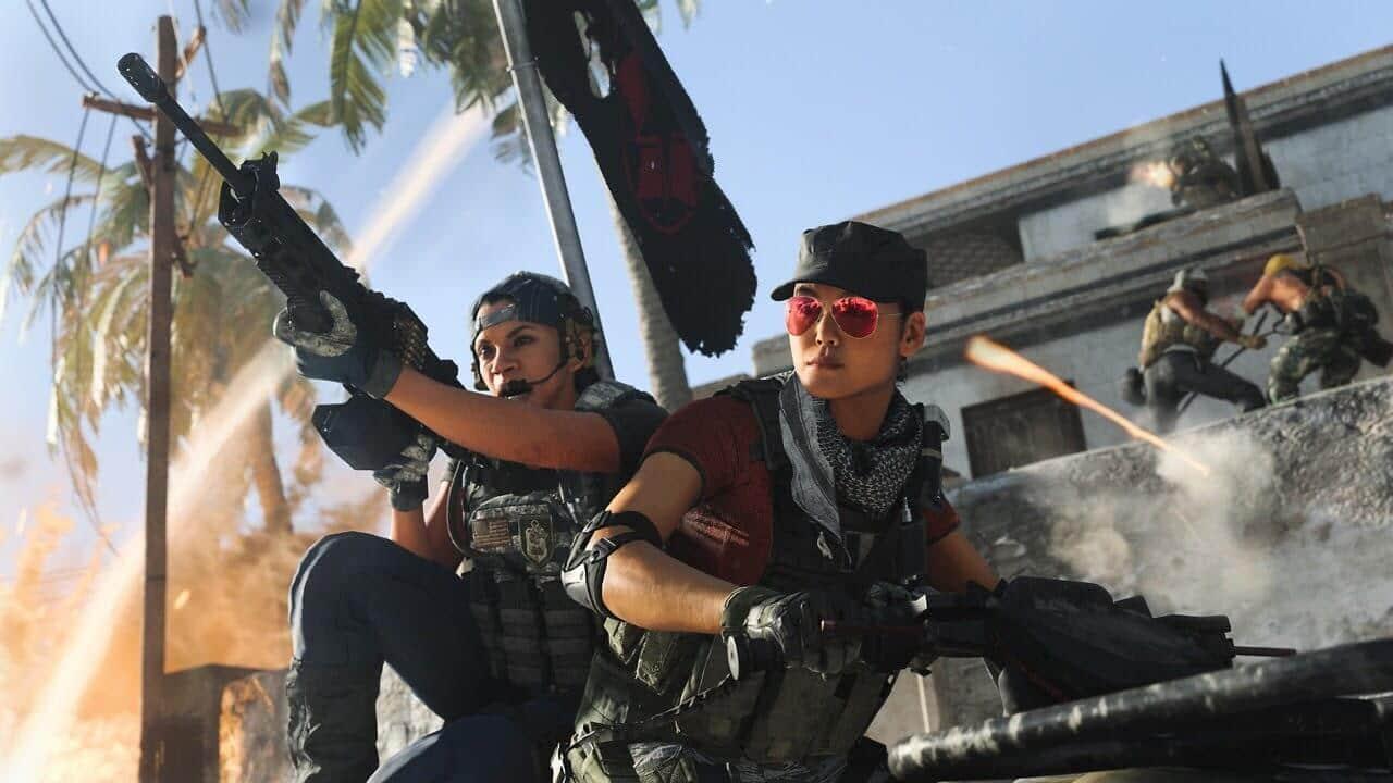 Call of Duty: Warzone — как восстановить здоровье