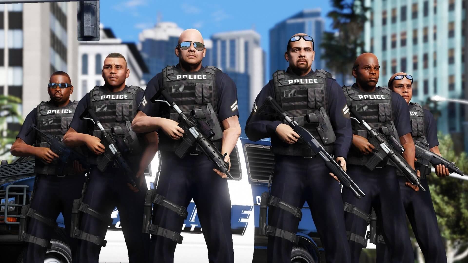 GTA Online обновление в таможне Лос-Сантоса