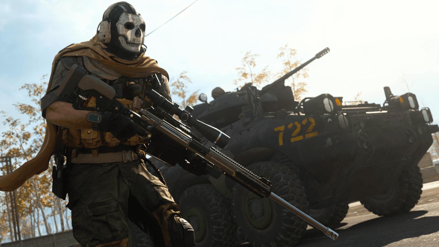 Call of Duty: смерть вызывает глюк экрана