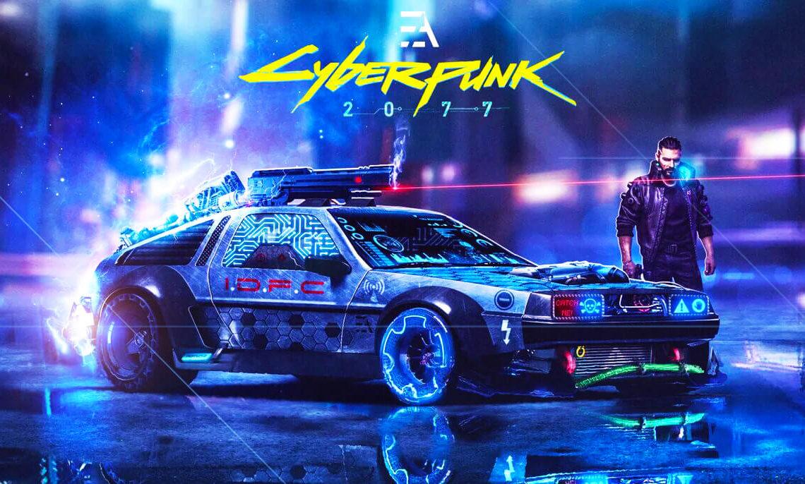 Cyberpunk 2077 как украсть машину
