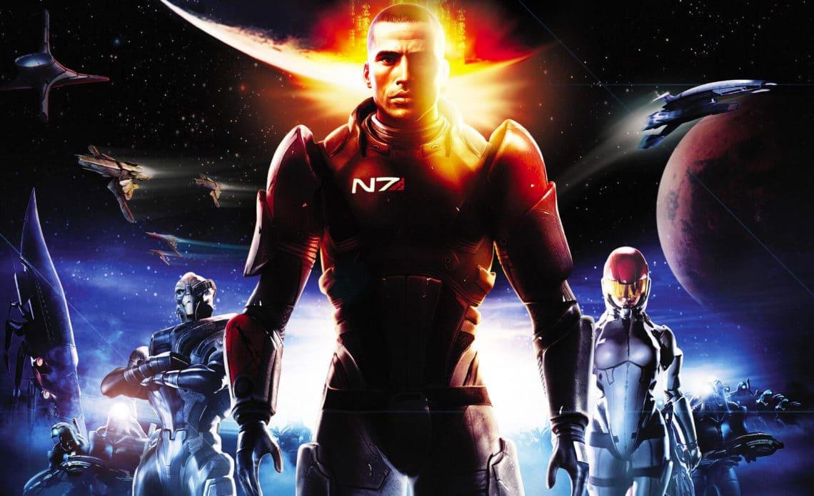 Mass Effect Remastered трилогия дата выхода, слухи
