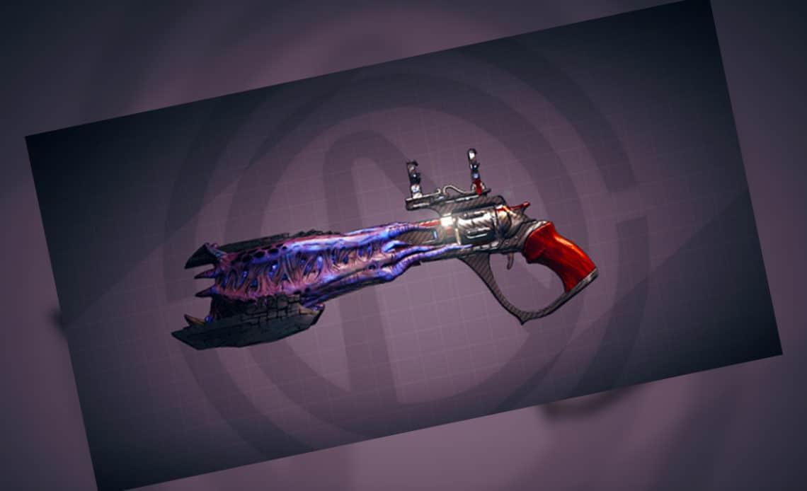 Пистолет King's Call как получить в Borderlands 3