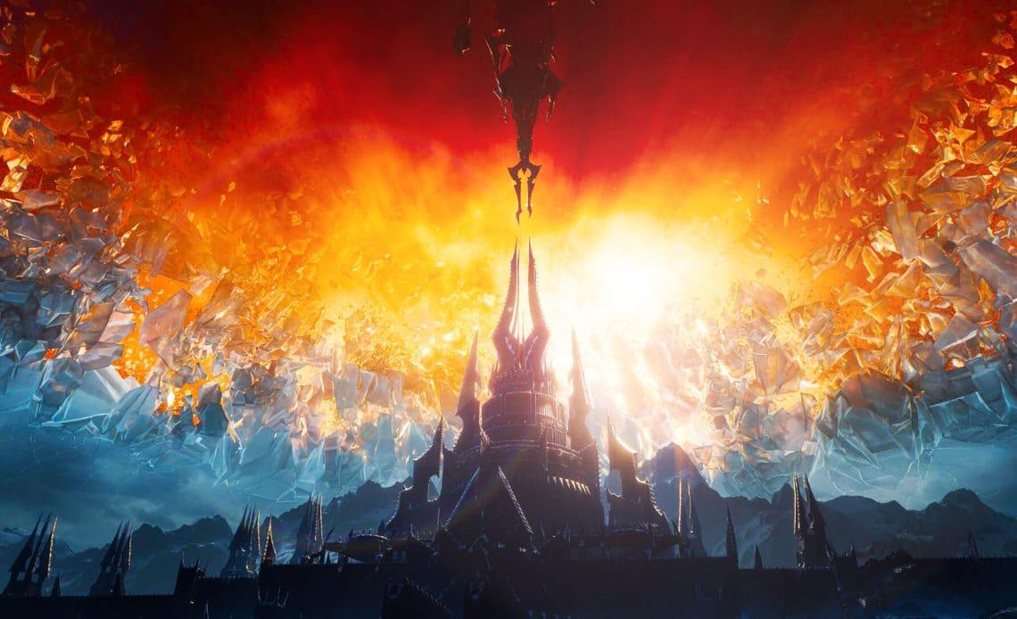 World of Warcraft как выбрать зону прокачки